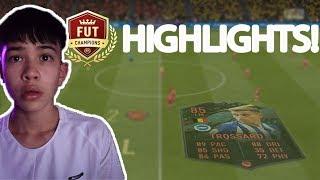 MY INTENSE FUT CHAMPIONS HIGHLIGHTS + STORYLINE TROSSARD GAMEPLAY!!! FIFA 20 My Ultimate Team #3