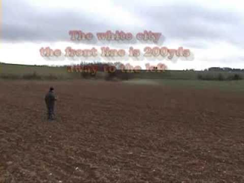 The Somme Then And Now,, July 1916- March 2011
