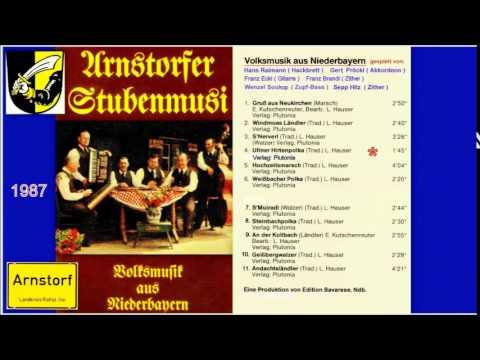 ARNSTORFER STUBENMUSI  -   Ultner Hirtenpolka    ( Titel Nr. 4 von 11 Titel ) - 1987