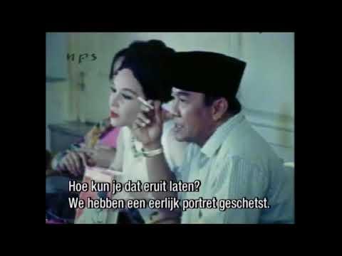 Minum Kopi bersama Presiden Sukarno