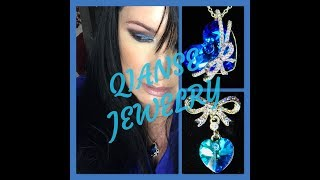 QIANSE JEWELRY REVIEW | AFFORDABLE LUXURY! SPECIAL OFFER! OVER 50 BEAUTY!