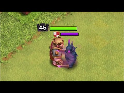 MAX KING Vs MAX PEKKA!!😀FINAL BATTLE!!🔸Clash Of Clans