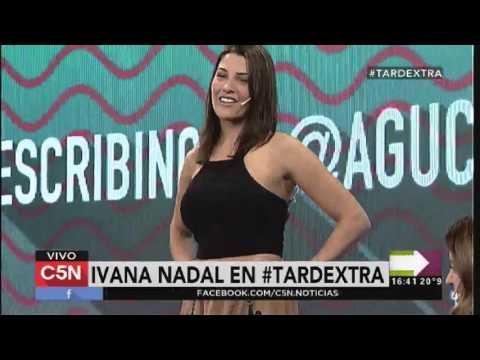 C5N – Tarde Xtra: reviví la entrevista a Ivana Nadal