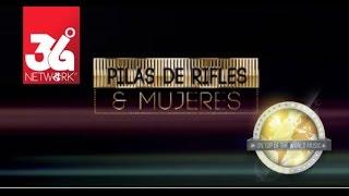 Смотреть клип Carlitos Rossy Ft. Sou - Pilas De Rifles & Mujeres