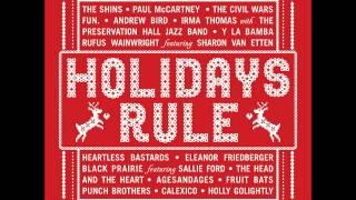 Rufus Wainwright with Sharon Van Etten -- Baby, It