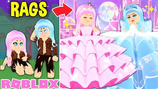 RAGS To RICHES Challenge In Royale High... A Royale High Transformation Story