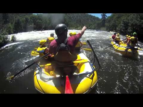 Rafting on the Upper Klamath with Indigo Creek Outfitters