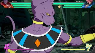 DRAGON BALL FighterZ - Beerus Character Breakdown   X1, PS4, PC