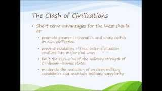 The Clash of Civilizations Summary