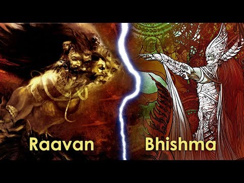 What If Ravana Fights Bhishma Who Would Win Youtube