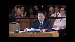 Cover images DemPlatform Hearing Day 1 Christopher Kang