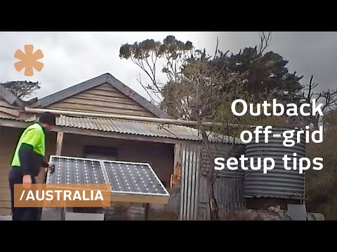 Off-grid self-reliance & survivalism in Australia's outback