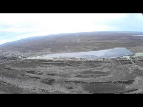 Achavanich Standing Stones and Loch Stemster, Caithness