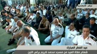 بالفيديو.. خطيب صلاة العيد التي حضرها الرئيس: مصر ستشهد فجرا جديدا وستصبح منارة للعقول