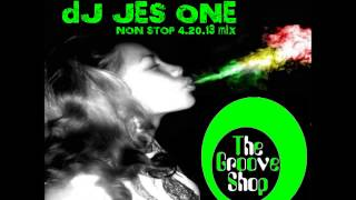 HIGH IN THE MIX DJ JES ONE 4.20.13 NON STOP DANCE MIX