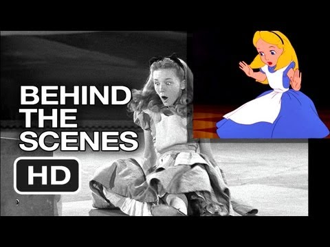 Alice in Wonderland   Live Action Reference 1951 HD