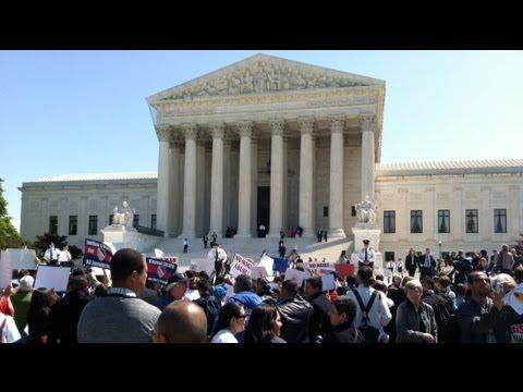 Arizona's Immigration Law Heads to the Supreme Court