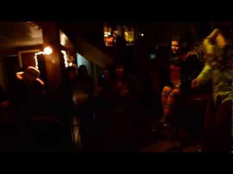 Bohemias De Medianoche #11 Bar Menzel.Valparaíso, Chile. Agosto 2013