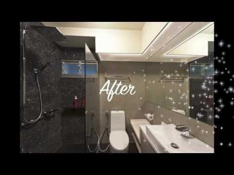 BTO HDB 4 room renovation in Yishun YouTube