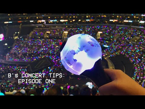 B's Concert Tips: Recording The Best Videos