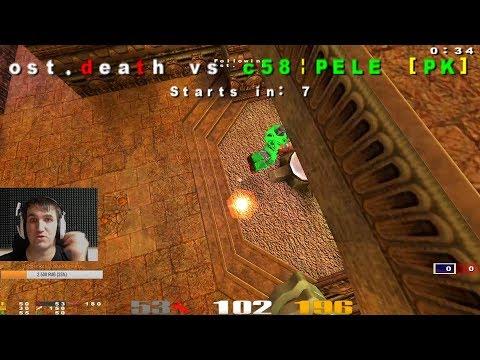 Death Vs. PELE (CPL Holland 2001 RU Qualifiers), Ztn, аудиокомментарий Полосатого, 2K