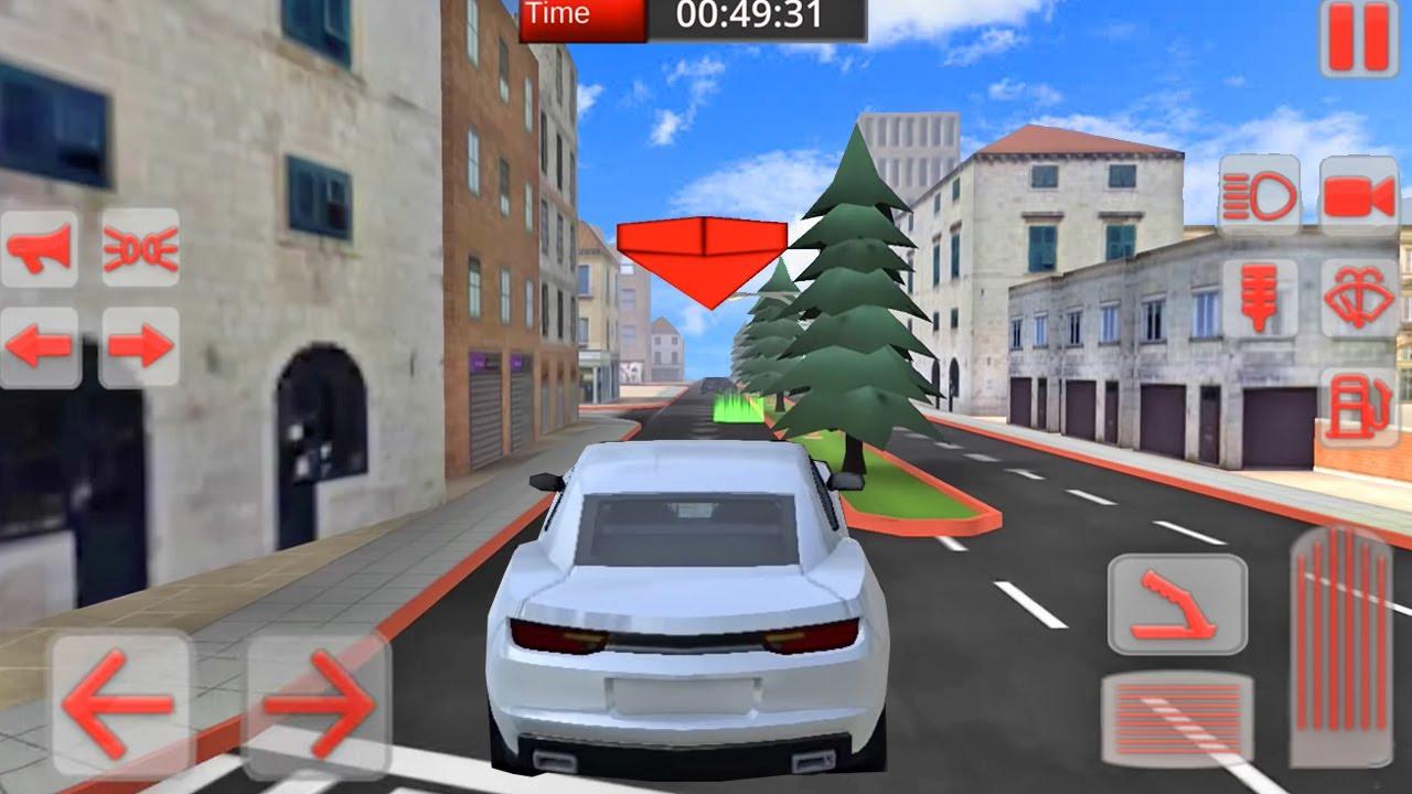 3d Auto Simulator