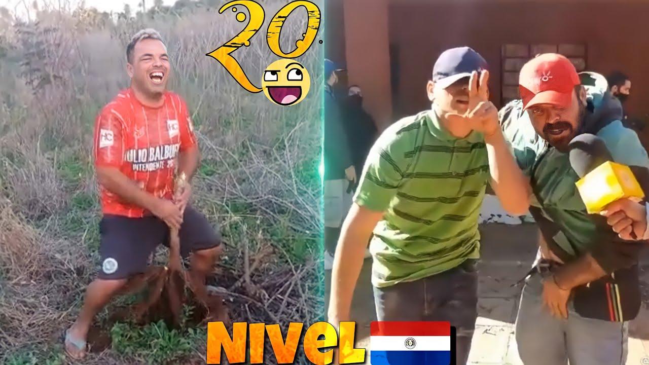 Si te ries pierdes nivel Paraguayo / 20 🤣🇵🇾