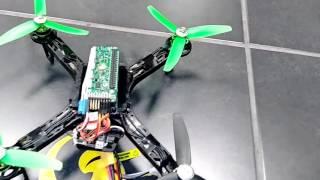 a raspberry pi zero drone