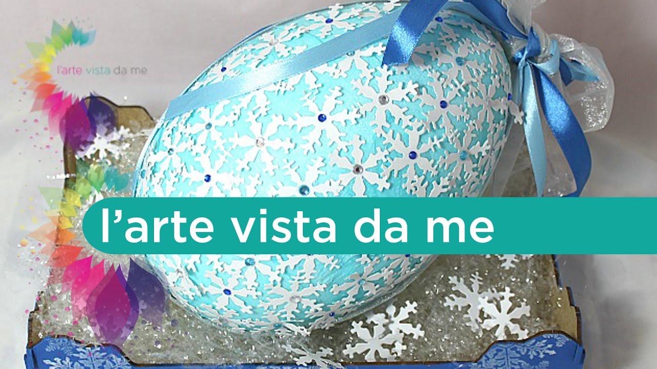 Pasqua fai da te uovo di pasqua polistirolo decorazione - Mobiletto fai da te ...