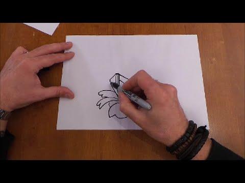 Disegni per bambini i pirati youtube for Teschi da disegnare