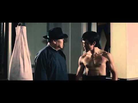 Брюс Ли (Bruce Lee) - Кулак ярости - эпизод №-391.