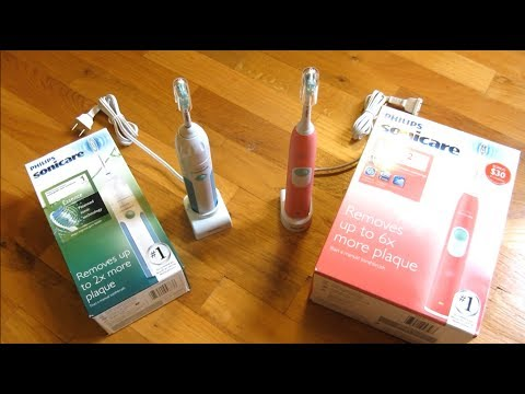 Sonicare Essence Vs Series 2 | Philips Electric Tooth Brush