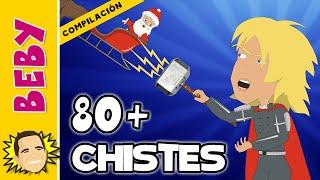 vuclip Más de 80 chistes Buenísimos! - Compilación Diciembre 2016 | Beby