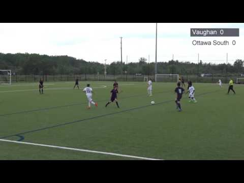 Vaughan SC vs Ottawa South United OPDL U13