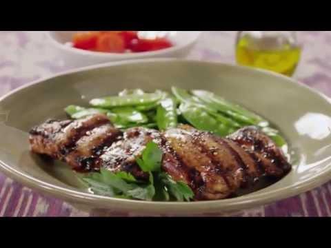 Delectable Marinated Teriyaki Chicken Recipe
