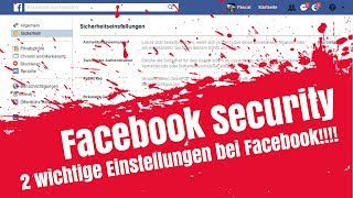 Facebook Security Check! Facebook Account gehackt?