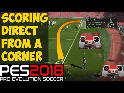 PES 2018 Scoring