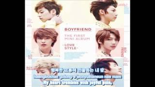 [ENG SUB + ROM + KOR] Boyfriend - 완전한 여인 / Wonderful Girl