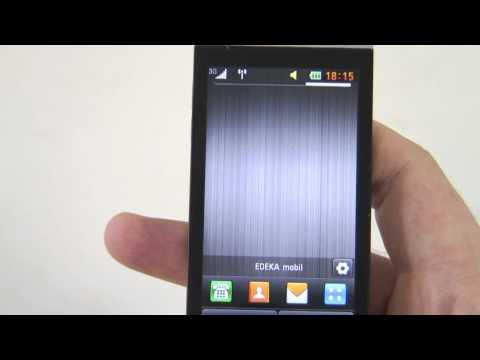 LG GD 880 Mini Test Bedienung