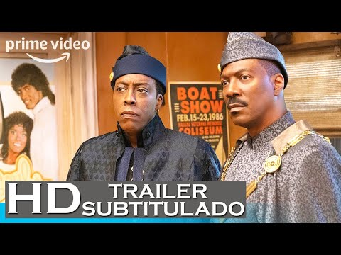 COMING 2 AMERICA Trailer (2021) SUBTITULADO [HD] Eddie Murphy