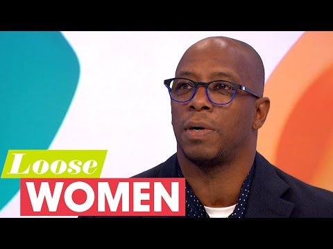 Ian Wright On The Sam Allardyce Scandal And Footballers' Attitudes To Women | Loose Women