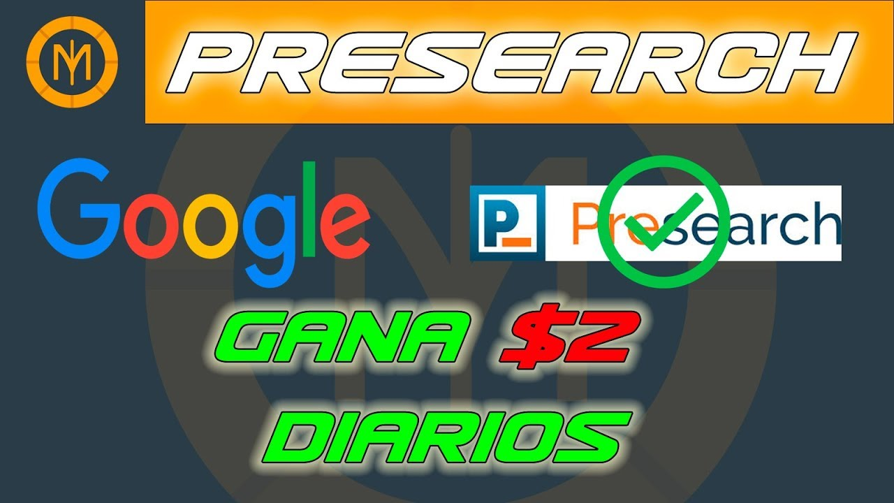 buy presearch coin