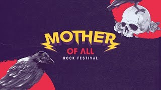 Mother of all Rock Festival Line Up Oficial