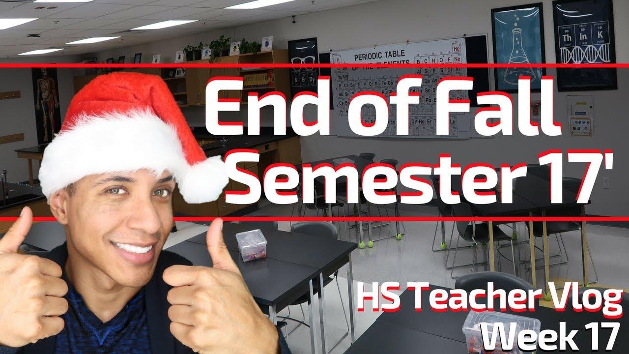 A Week in the Life of a Teacher | High School Teacher Vlog 33 | School Christmas Break Vacation