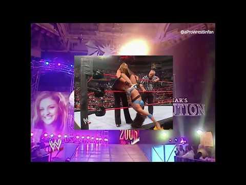 Ashley vs. Candice Michelle vs. Maria vs. Torrie Wilson vs. Victoria | CHIEFS - Give it to you