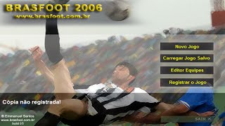 registro do brasfoot 2006 gratis