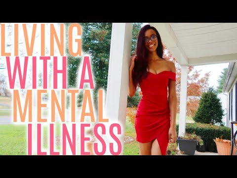 Q&A: Coping With A Mental Illness | Panic Attacks, School, Relationships • Lawenwoss