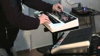 Boss RC-50 Loop Station - Groove Construction by Paolo Costa