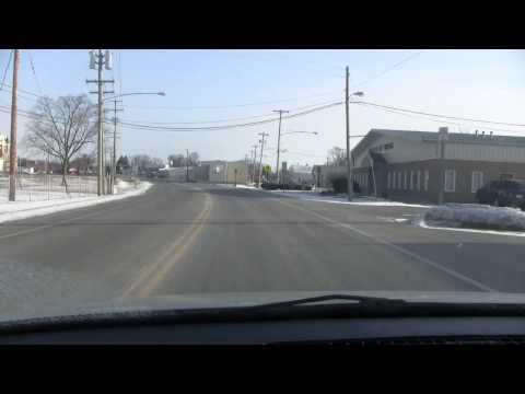 A Drive Through Napoleon, Ohio