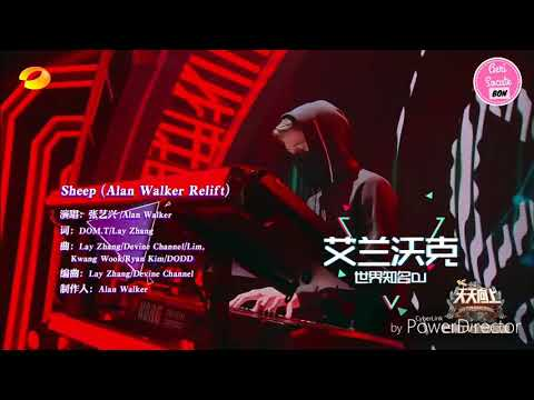 Sheep《Live》- Lay & Alan Walker